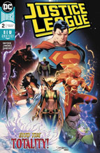 Image: Justice League #2 - DC Comics
