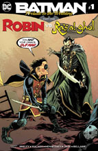 Image: Batman: Prelude to the Wedding: Robin vs. Ra's Al Ghul #1  [2018] - DC Comics