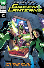 Image: Green Lanterns #49 - DC Comics