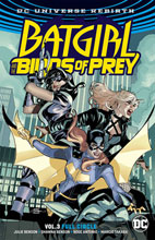 Image: Batgirl and the Birds of Prey Vol. 03: Full Circle SC  - DC Comics