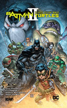 Image: Batman / Teenage Mutant Ninja Turtles: The Deluxe Edition HC  - DC Comics