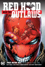 Image: Red Hood and the Outlaws: The New 52 Omnibus Vol. 01 HC  - DC Comics