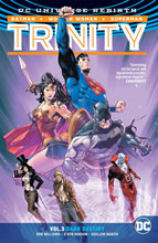 Image: Trinity Vol. 03: Dark Destiny SC  - DC Comics