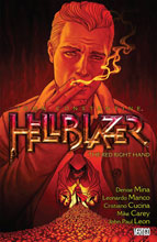 Image: John Constantine, Hellblazer Vol. 19: The Red Right Hand SC  - DC Comics - Vertigo