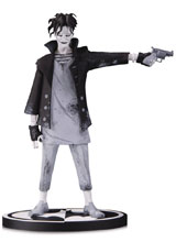 Image: Batman Black & White Statue: The Joker by Gerard Way  - DC Comics