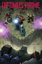 Image: Transformers: Optimus Prime Vol. 03 SC  - IDW Publishing
