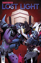 Image: Transformers: Lost Light #20 (cover A - Lawrence) - IDW Publishing