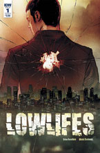 Image: Lowlifes #1 (incentive cover - Alexis Sentenac) (10-copy) - IDW Publishing