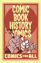 Image: Comic Book History of Comics: Comics for All SC  - IDW Publishing