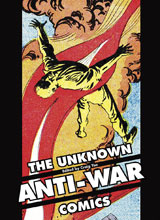 Image: Unknown Anti-War Comics HC  - IDW Publishing