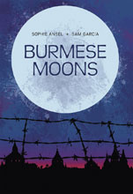 Image: Burmese Moons HC  - IDW Publishing