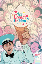 Image: Ice Cream Man Vol. 01: Rainbow Sprinkles SC  - Image Comics