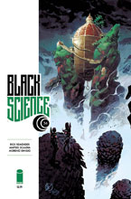 Image: Black Science #36 (cover A - Scalera) - Image Comics