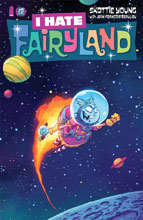 Image: I Hate Fairyland #19 (cover A)  [2018] - Image Comics