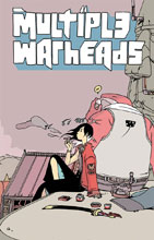 Image: Multiple Warheads Vol. 02: Ghost Town SC  - Image Comics