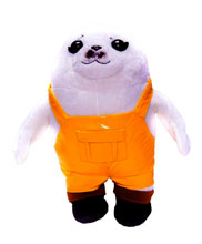 Image: Saga Collectible Plush: Ghus  - Image Comics