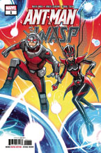 Image: Ant-Man and the Wasp #1 - Marvel Comics