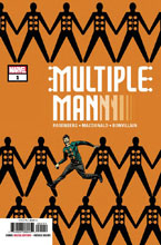 Image: Multiple Man #1 - Marvel Comics