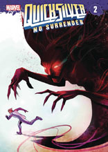 Image: Quicksilver: No Surrender #2  [2018] - Marvel Comics