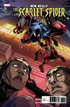 Image: Ben Reilly: The Scarlet Spider #20 - Marvel Comics