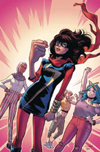 Image: Ms. Marvel #31 - Marvel Comics