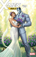 Image: X-Men Gold #30 (variant cover - JSC Kitty & Colossus) - Marvel Comics
