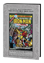 Image: Marvel Masterworks: The Invincible Iron Man Vol. 11 HC  - Marvel Comics