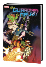 Image: Guardians of the Galaxy by Gerry Duggan Omnibus HC  - Marvel Comics