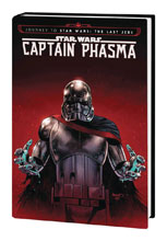 Image: Journey to Star Wars: The Last Jedi - Captain Phasma HC  - Marvel Comics