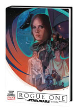 Image: Rogue One: A Star Wars Story HC  - Marvel Comics