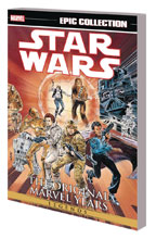 Image: Star Wars Legends Epic Collection: The Original Marvel Years Vol. 03 SC  - Marvel Comics