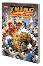 Image: Marvel 2-In-One Vol. 01: Fate of the Four SC  - Marvel Comics