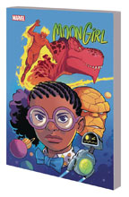 Image: Moon Girl and Devil Dinosaur Vol. 05: Fantastic Three SC  - Marvel Comics