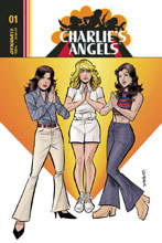 Image: Charlie's Angels #1 (cover C Character Design - Eisma) - Dynamite