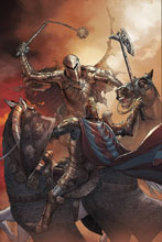 Image: George R. R. Martin's A Clash of Kings #12 (cover E incentive - Miller virgin) (25-copy) - Dynamite
