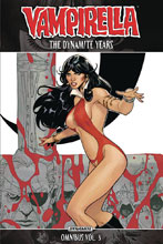 Image: Vampirella: The Dynamite Years Omnibus Vol. 03 SC  - Dynamic Forces