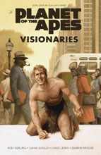 Image: Planet of the Apes Visionaries HC  - Boom! Studios