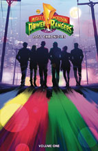 Image: Mighty Morphin Power Rangers: Lost Chronicles Vol. 01 SC  - Boom! Studios