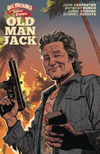 Image: Big Trouble in Little China: Old Man Jack Vol. 01 SC  - Boom! Studios