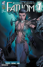 Image: Michael Turner's Fathom Vol. 07 #1 (cover C - Turner)  [2018] - Aspen MLT Inc