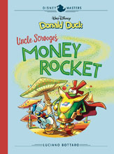 Image: Disney Masters Donald Duck: Uncle Scrooge's Money Rocket HC  - Fantagraphics Books