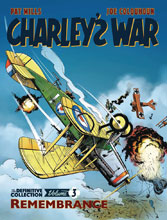 Image: Charley's War: The Definitive Collection Vol. 03: Remembrance SC  - Rebellion / 2000AD