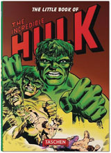 Image: Little Book of Hulk Flexicover  - Taschen America L.L.C.