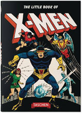 Image: Little Book of X-Men Flexicover  - Taschen America L.L.C.