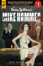 Image: Mickey Spillane's Mike Hammer #1 (cover A - McGinnis)  [2018] - Titan Comics