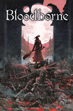 Image: Bloodborne: The Death of Sleep SC  - Titan Comics