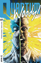 Image: Quantum and Woody [2017] #7 (cover C incentive - Ultra Foil Chase - Shaw) (20-copy) - Valiant Entertainment LLC