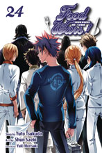 Image: Food Wars!: Shokugeki No Soma Vol. 24 SC  - Viz Media LLC