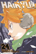 Image: Haikyu!! Vol. 24 GN  - Viz Media LLC