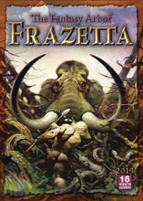 Image: Fantasy Art of Frazetta 2019 16-Month Wall Calendar  - Ronnie Sellers Productions Inc